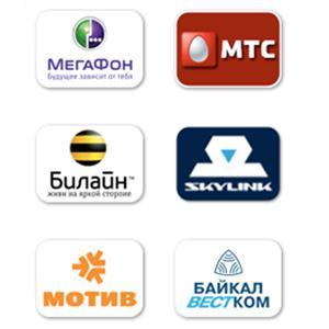 Операторы сотовой связи Хабаров