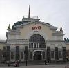Железнодорожные вокзалы в Хабарах