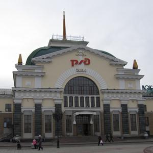 Железнодорожные вокзалы Хабаров